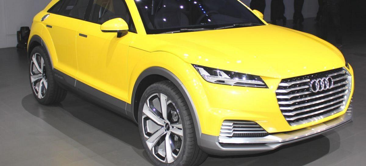 Новый Audi A4 и спортивный кроссовер TTQ получат гибридный привод e-quattro
