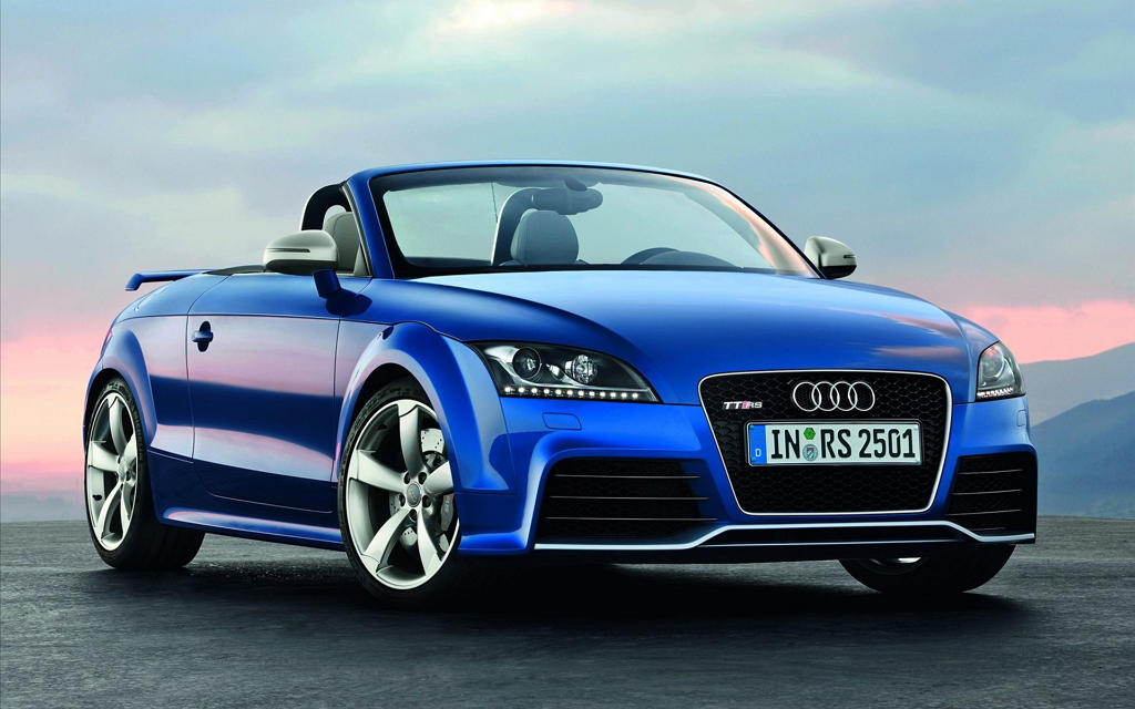 Audi TT купе кабриолет
