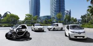 Автомобили концерна Renault-Nissan