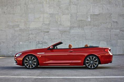 BMW выпустила обновленную линейку 6 Series