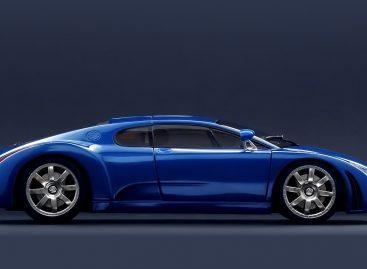 Bugatti Veyron сменит гиперкар Bugatti Chiron