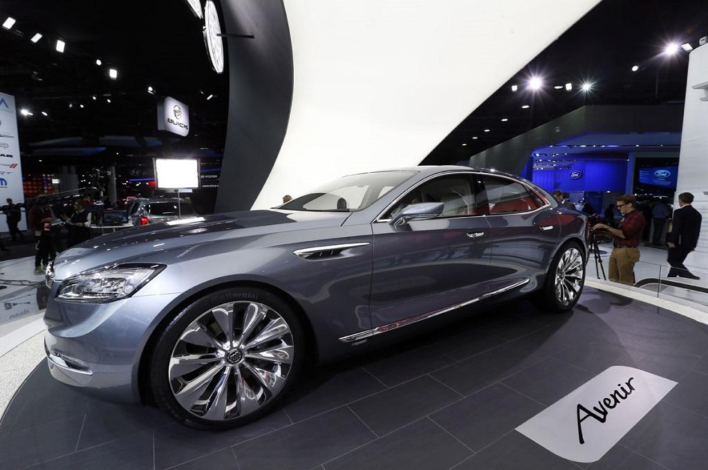 Buick Avenir NAIAS 2015