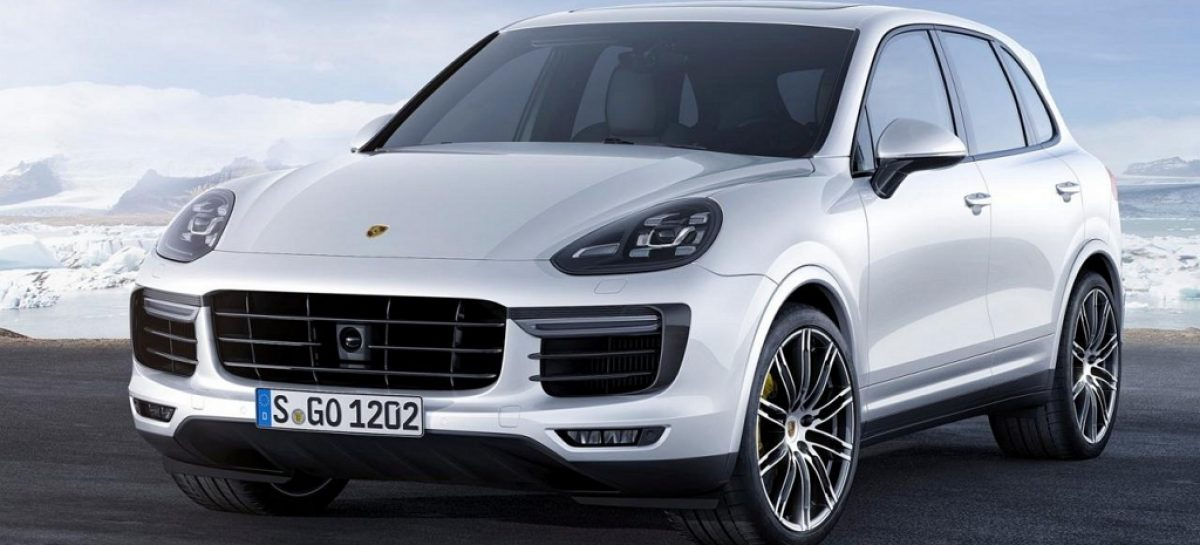 Новый Cayenne обещает стать самым быстрым SUV в дорожных условиях