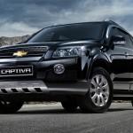 Chevrolet Captiva выводится из производства компании GM Uzbekistan