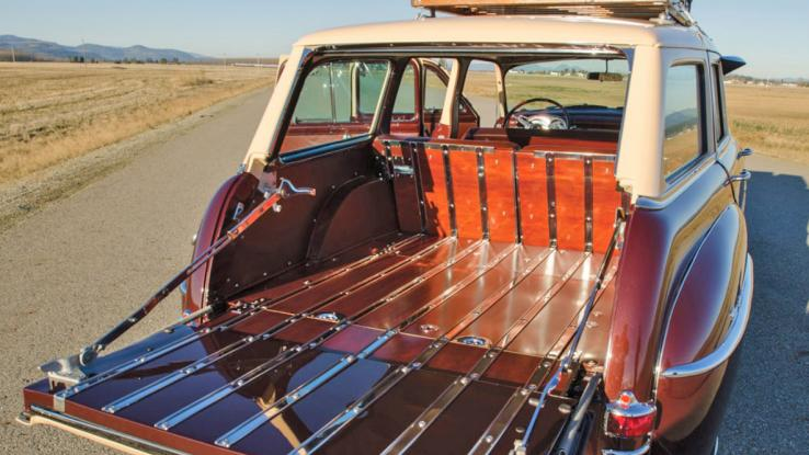 Chrysler New Yorker Town and Country Wagon