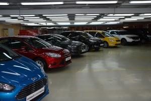 Гамма собираемых и производимых в России моделей Ford