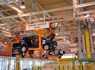 Прогулка по заводу Ford Sollers в Набережных Челнах