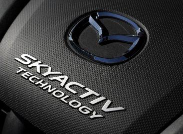 Mazda будет использовать в машинах бензиновый двигатель без свечей зажигания