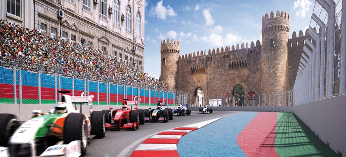 Гран-при Европы Формулы-1 в 2016 году пройдет в Баку