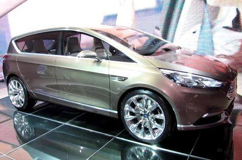 Ford Galaxy нового поколения станет топовой моделью Ford в сегменте минивэнов