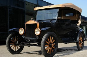 Ford Model T Torpedo Phaeton 1923