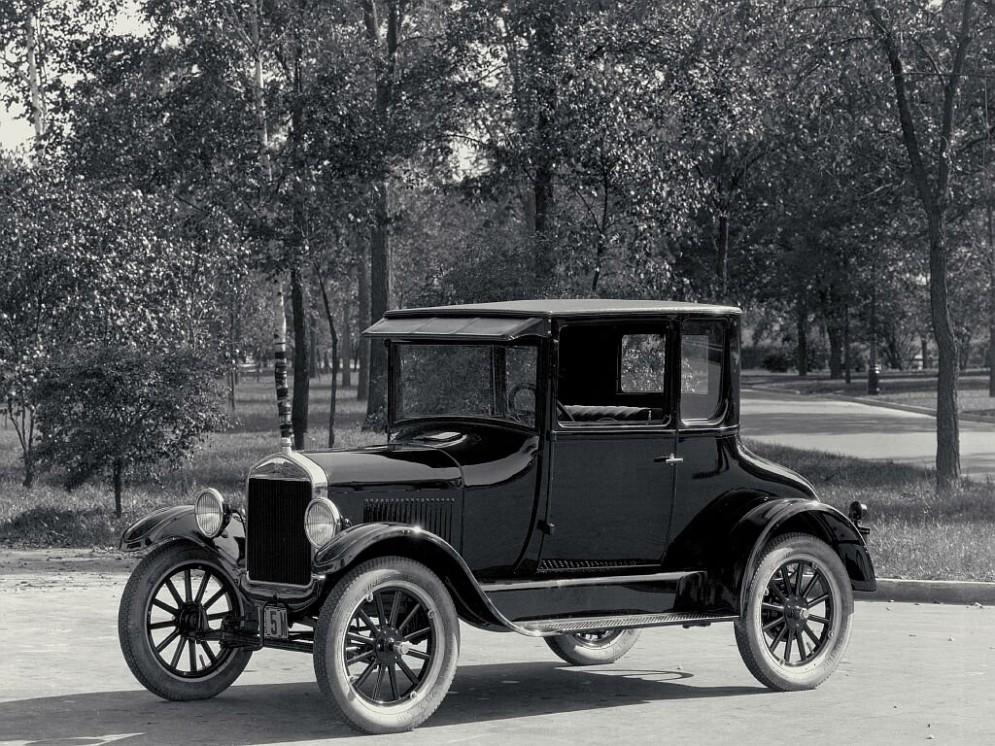 Ford T Жестянка Лиззи