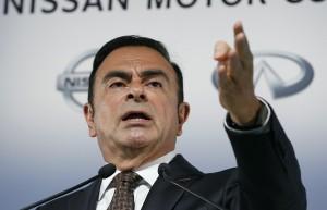 Глава Renault-Nissan Карлос Гон