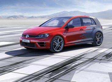 Будущие автомобили Volkswagen станут реагировать на прикосновения