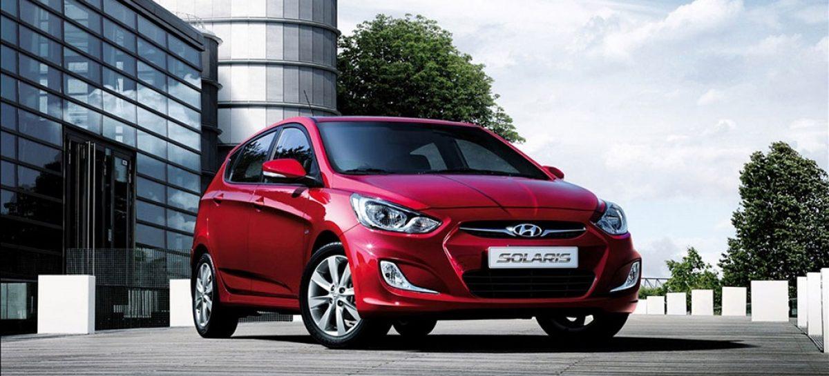 Продажи Hyundai в России упали