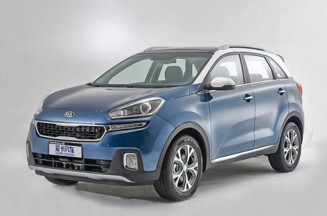 Kia KX3 поступит в продажу в марте