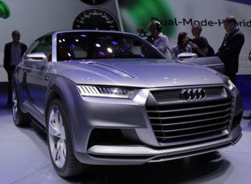 Audi планирует выпустить большой кроссовер Q8