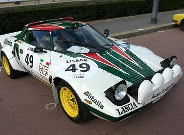Lancia Stratos – гений дизайна и ралли-чемпион 70-ых