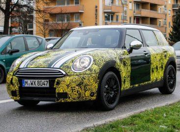 Новый MINI Clubman стремится стать похожим на VW Golf