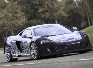 McLaren раскрыл название своего нового суперкара