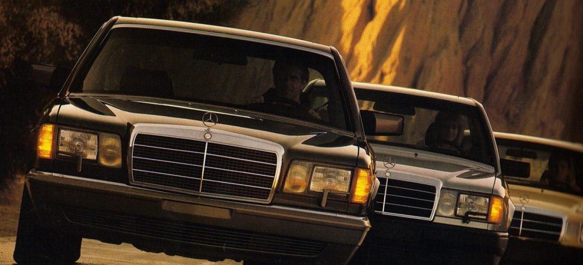 Mercedes с очень скромным набором опций может стать реальностью