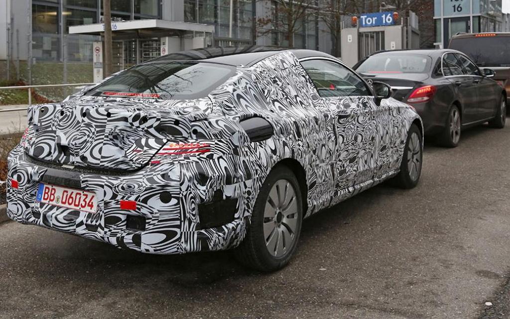 Mercedes C-Class Coupe (3)