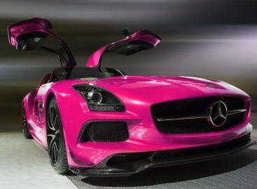 Самые счастливые автовладельцы – хозяева Mercedes