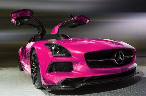 Самые счастливые автовладельцы — хозяева Mercedes