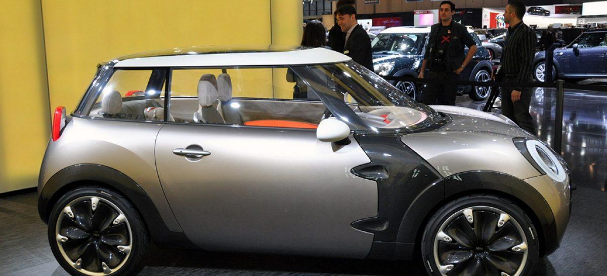Линейку BMW Mini может ждать пополнение