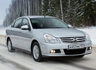 Если покупать новый автомобиль, то Nissan Almera, популярный на вторичном рынке