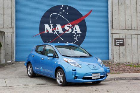 Nissan сотрудничает с NASA и обещает автономные автомобили уже к 2020 году