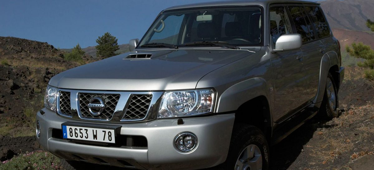 Владельцы Nissan Patrol с большим пробегом не мучаются