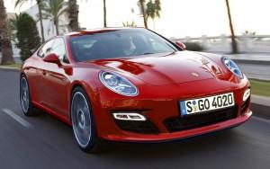 Porsche Pajun