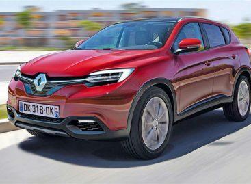 Официальный анонс Renault Kadjar состоится 2 февраля