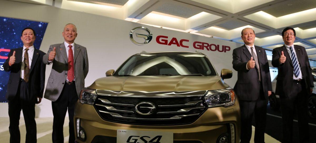 GAC Trumpchi GS4 – автомобиль, имеющий будущее