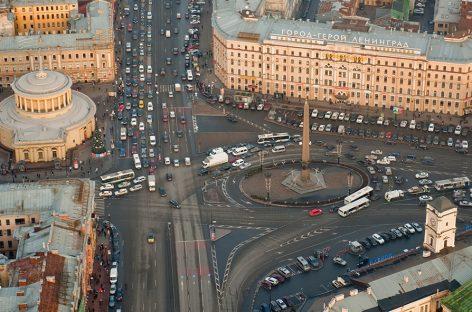 У города отберут улицы