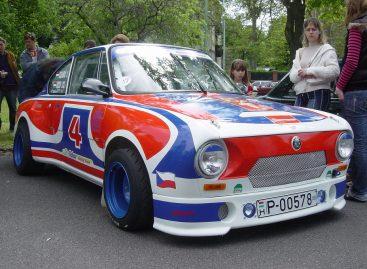 Skoda 130RS – победоносный спорт-купе из Восточного блока