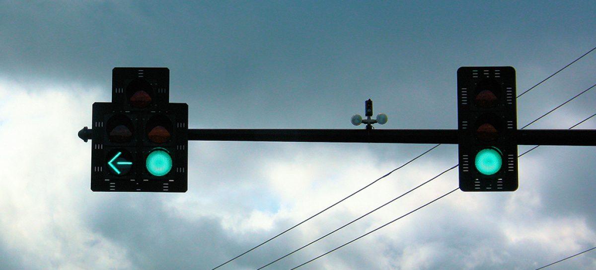 Самая длинная «зелёная волна»: 240 светофоров