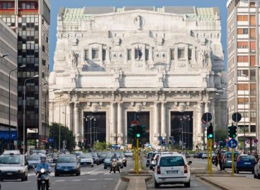Милан – худший город для автомобилистов