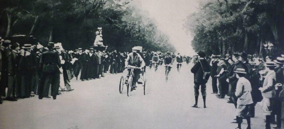 Трицикл De Dion-Bouton — звезда автоспорта
