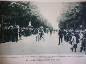 Трицикл De Dion-Bouton 1896