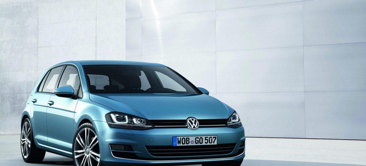 VW Golf и VW Polo поделили европейский пьедестал