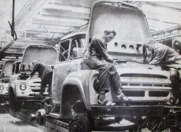 Завод имени Лихачёва собирается выпускать броневик с полным приводом