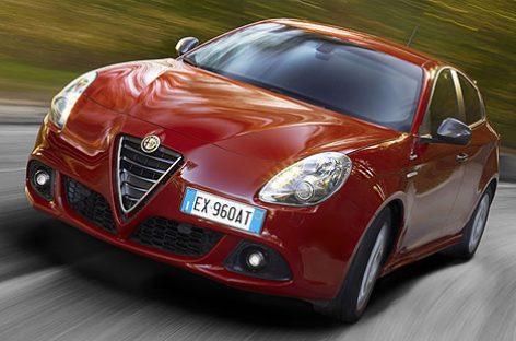 Приостановлены поставки Alfa Romeo в Россию