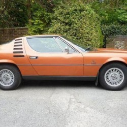 Alfa Romeo Montreal Coupe 1972