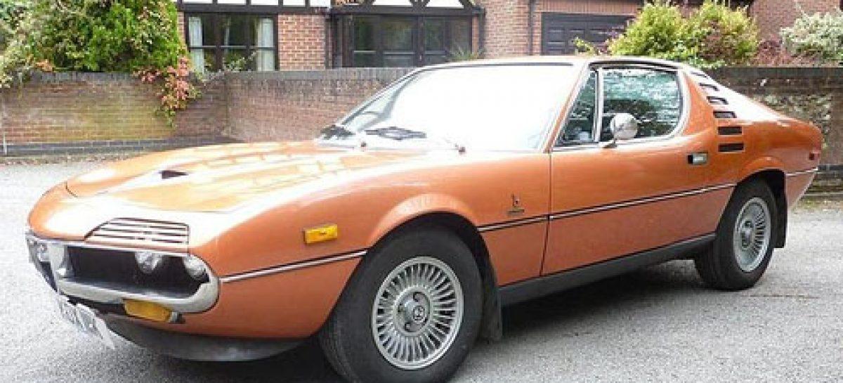 Alfa Romeo Montreal за 30 000 фунтов