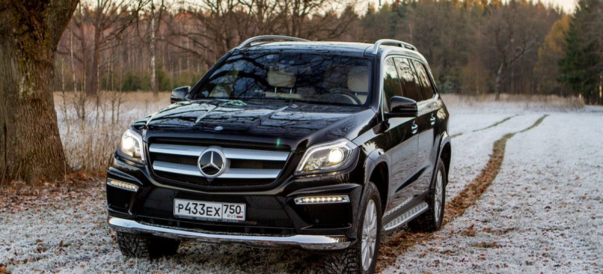 GL 400: Автомобильная роскошь