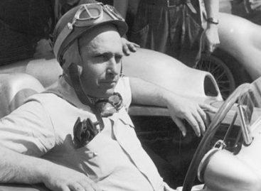 Легенды автоспорта: Хуан Мануэль Фанхио (20 интересных фактов)