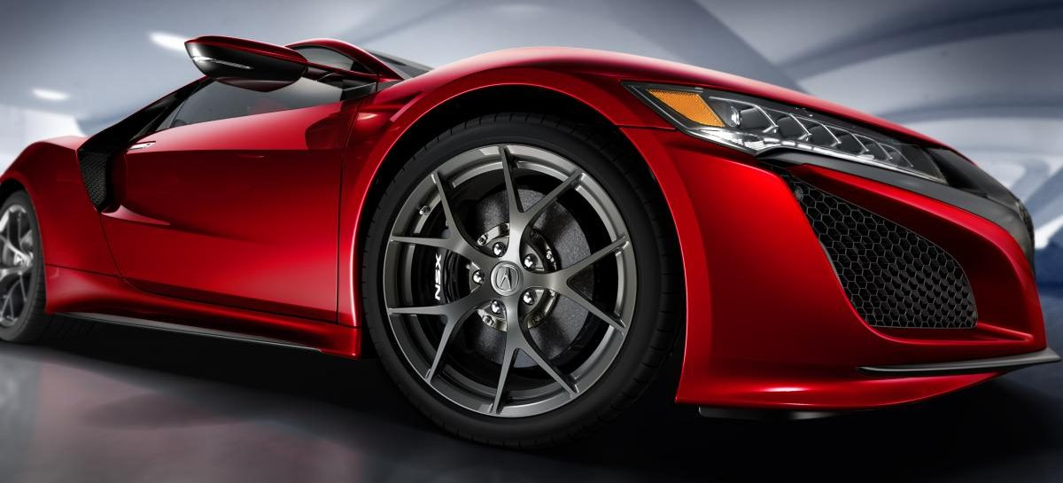 Acura NSX второго поколения — автомобиль с душой!