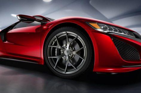 Acura NSX второго поколения – автомобиль с душой!